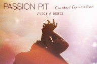 """Juicy J Remixes Passion Pit's """"Constant Conversations"""": Listen"""