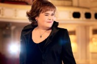 Susan Boyle To Make Film Debut In 'The Christmas Candle'