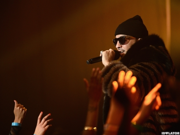 french montana perform