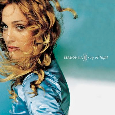 madonna ray of light album cover art