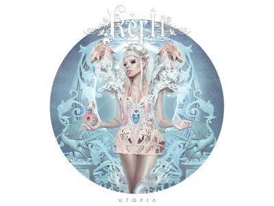Kerli Unveils 'Utopia' Artwork & Tracklist