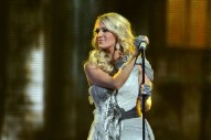 Carrie Underwood To Replace Faith Hill As NBC's 'Sunday Night Football' Intro Singer