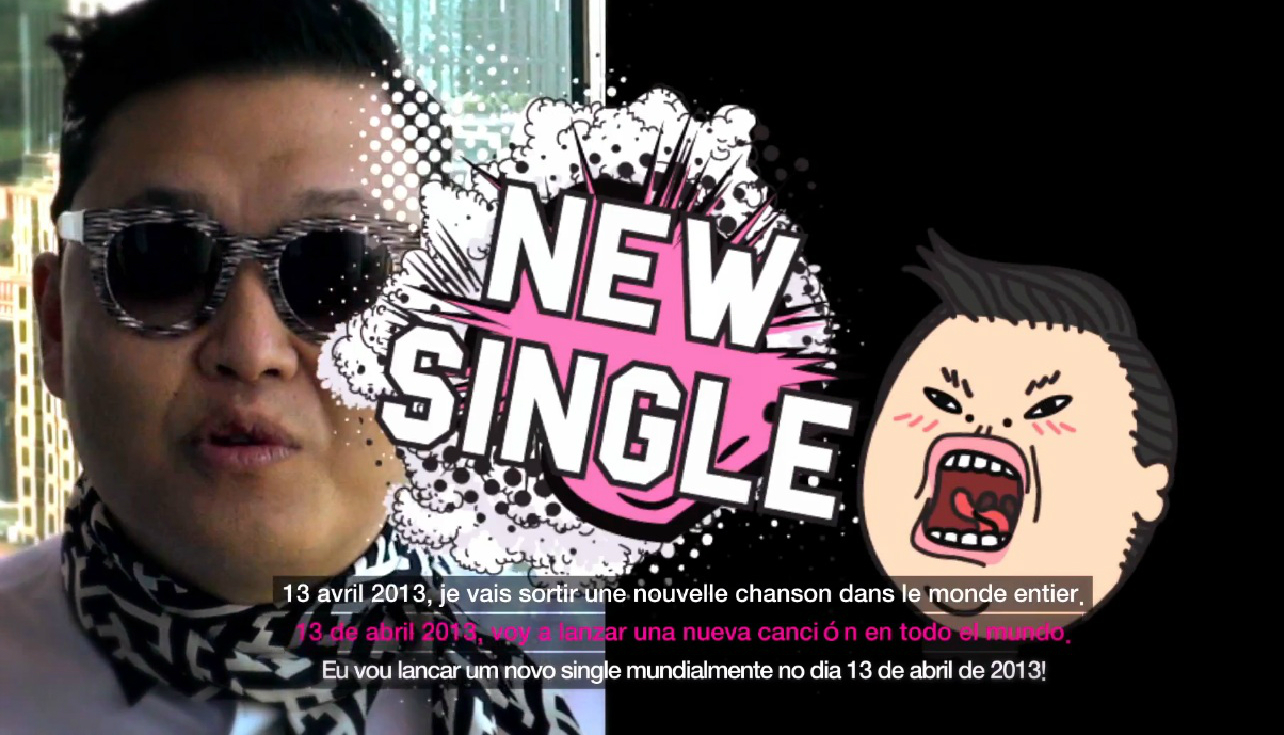 """PSY Has A New Single On The Way: """"Gangnam Style"""" Follow-Up Gets ..."""