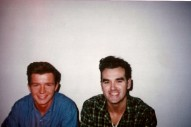 WTF: David Bowie Photo Swapped Out With Rick Astley For Upcoming Morrissey Single Re-Release