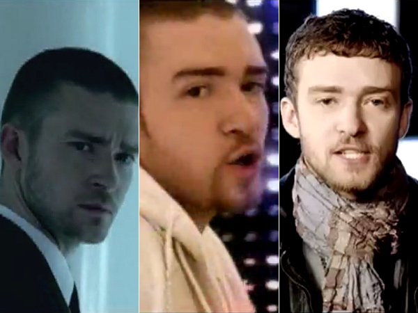 justin timberlake sexyback rock your body 4 minutes video