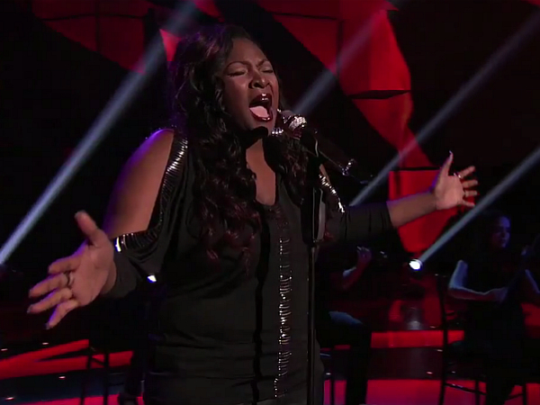 Candice Glover american idol season 12 i who have nothing 2013