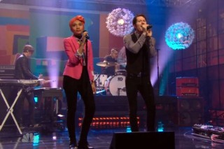 "Owl City & Yuna Perform ""Shine Your Way"" On 'Jay Leno': Watch"