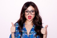 Selena Gomez Gets Nerdy-Sexy With Terry Richardson In New Shoot