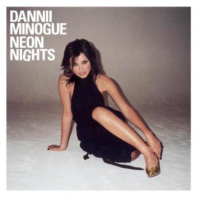 Dannii Minogue Neon Nights album cover art