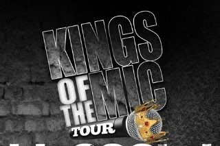 LL Cool J Announces Kings Of The Mic Tour With Ice Cube: See The Dates