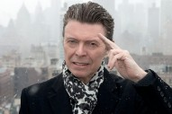 David Bowie Debuts Behind Bon Jovi, Still Manages To Have His Highest-Charting Album Yet