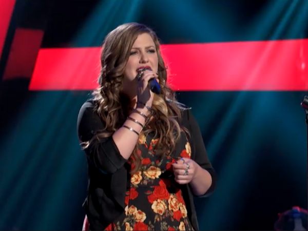 sarah simmons the voice joan osborne one of us season 4 2013