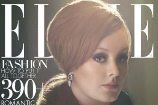 Adele Covers 'Elle' Women In Music Issue, Featuring Tributes From Britney Spears & Katy Perry