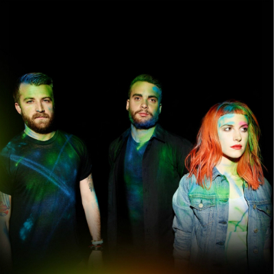 paramore self titled cover