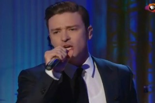 Watch Justin Timberlake Perform At The White House As The Obamas Sing Along