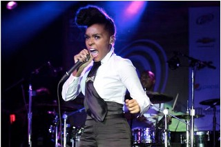 "Janelle Monae Announces Erykah Badu-Featuring ""Q.U.E.E.N."" Single, 'The Electric Lady' Album"