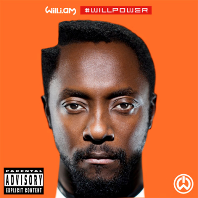 will.i.am william willpower album cover art