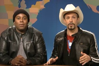 "'SNL' Talks ""Accidental Racist"" (With ""LL Cool J"" And ""Brad Paisley""): Watch"