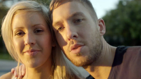 Ellie Goulding And Calvin Harris Are They Dating Calvin Harris & El...