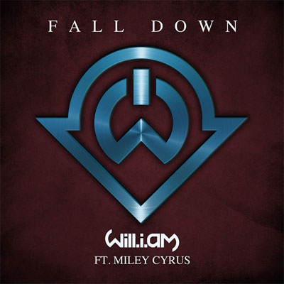Will.i.am Miley Cyrus Fall Down