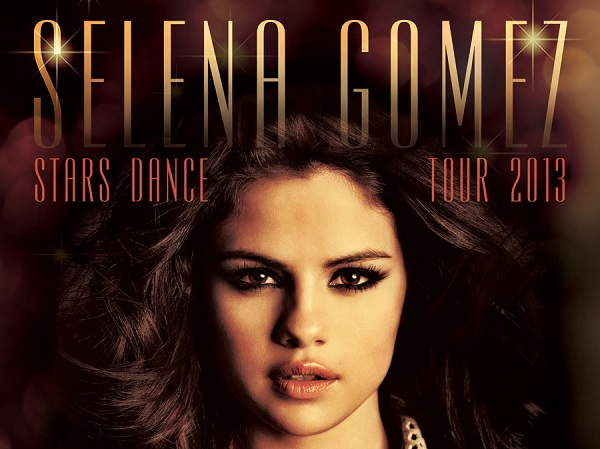 Selena gomez tour dates in Brisbane