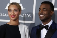 Beyonce Picks Luke James To Open Her European Tour