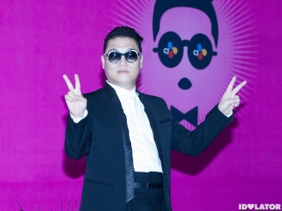 "PSY Thinks It's Cool That Billie Joe Armstrong Called Him The ""Herpes Of Music"": Morning Mix"