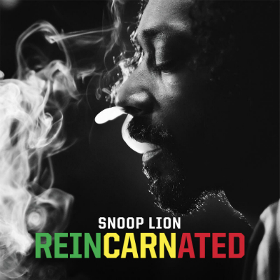 Snoop Lion Reincarnated Cover