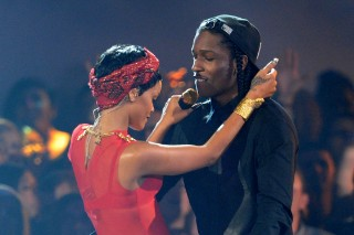 Rihanna & A$AP Rocky Are Definitely Not Dating: Morning Mix