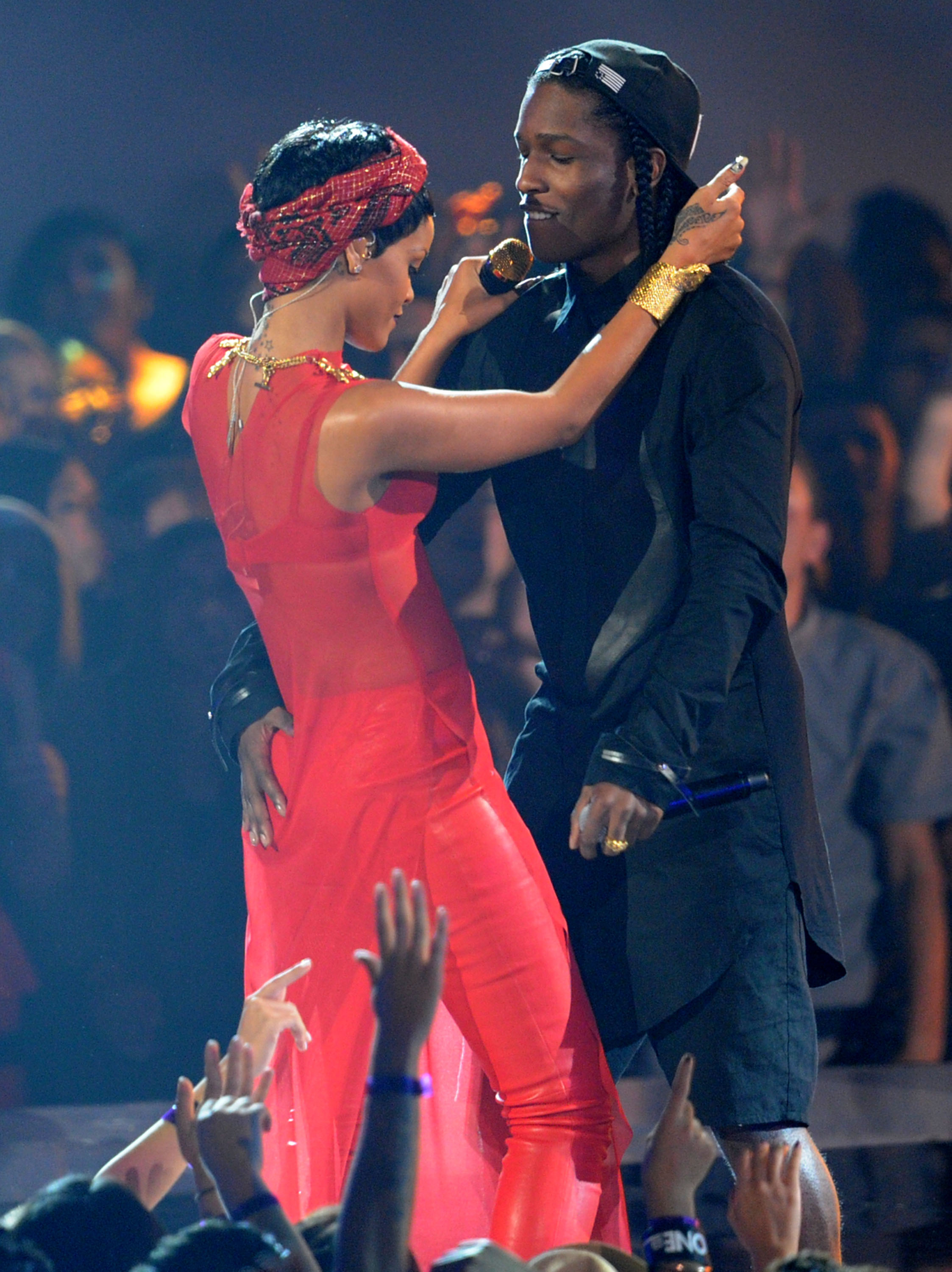 Asap rocky dating rihanna - ITD World
