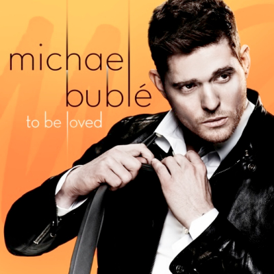 michael buble to be loved album cover art