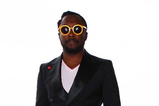 will i am dj photocall 120712