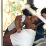 Beyonce Jay Z Take Blue Ivy To Lunch
