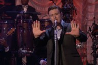 """Justin Timberlake Performs """"Mirrors"""" On 'Ellen,' Talks Marriage & More: Watch"""