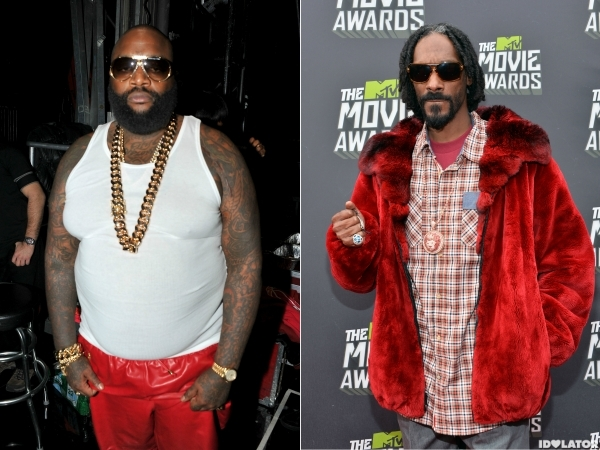 rick ross snoop lion