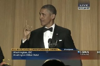 President Obama's White House Correspondents' Dinner: He Talks Jay-Z, References Taylor Swift