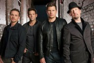 "98 Degrees Are ""Lonely"": Hear The New Ballad"