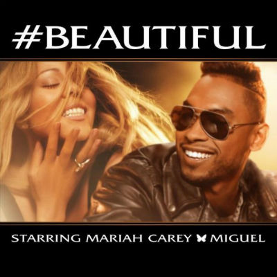 Mariah Carey Miguel #Beautiful