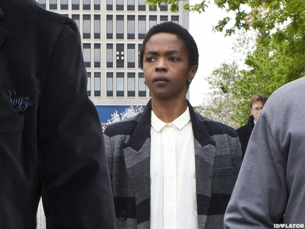 Lauryn Hill Court Appearance