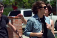 "The Ready Set's ""Give Me Your Hand (Best Song Ever) [Ghengis Cuts Remix]"" Video: Idolator Premiere"
