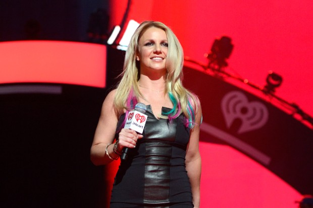 Britney Spears - 2012 iHeartRadio Music Festival