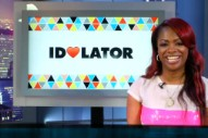 "Kandi Talks TLC's ""No Scrubs"": Pop School"