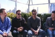 98 Degrees Explain 7 Things You Need To Know About '2.0': Watch Idolator's Interview