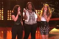 'American Idol': Candice Glover & Kree Harrison Bid Angie Miller Farewell, Alicia Keys Performs