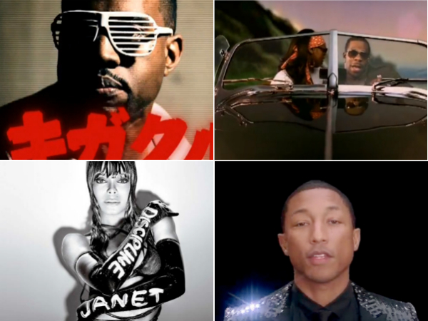 daft punk kanye west busta rhymes janet jackson pharrell williams