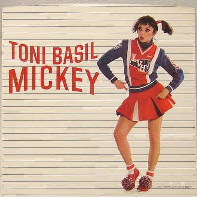 Toni Basil Mickey Cover