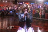 "Demi Lovato Performs ""Heart Attack"" & Talks 'X Factor' Return On 'Ellen': Watch"