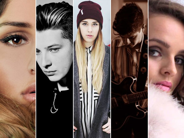 Pop Goes The World Janet Leon John Newman Claire