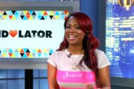 Kandi Schools You With 5 Tips To Be A Singer-Songwriter: Watch