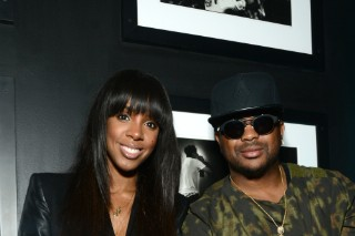 "The-Dream Duets With Kelly Rowland On ""Where Have You Been"": Listen"